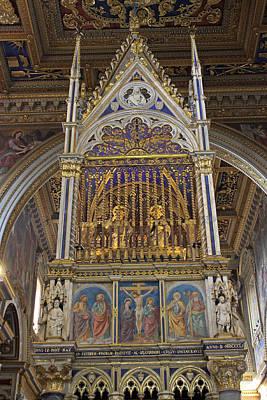The Basilica Of Saint John Lateran Art Print by Tony Murtagh