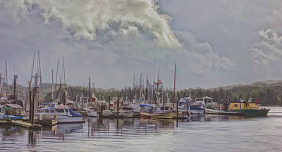 Photograph - The Basin Wcv1 by Timothy Latta