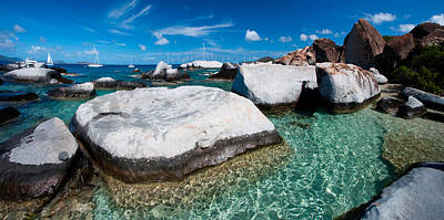 Bvi Photograph - The Baths by Adam Romanowicz