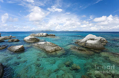 Photograph - The Baths - Virgin Gorda by M Swiet Productions