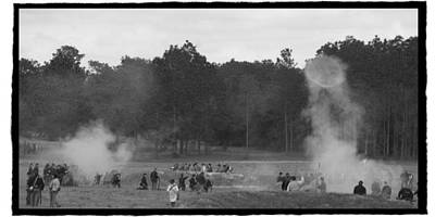 Photograph - The Battle by Beverly Stapleton