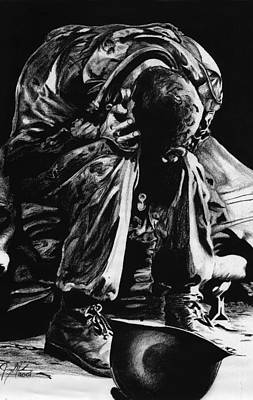 The Battle Cry Art Print