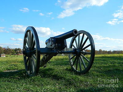 Art Print featuring the photograph The Battle Is Over - Gettysburg by Emmy Marie Vickers