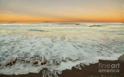 Photograph - The Beach 1 by David Millenheft