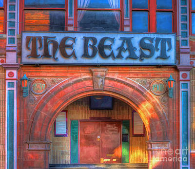 Photograph - The Beast by Liane Wright