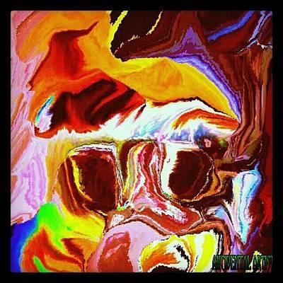 Pop Art Wall Art - Photograph - the Beastlyjoker @tink1955 by Bobby Mori