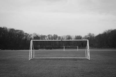 Photograph - The Beautiful Game by Richie Stewart