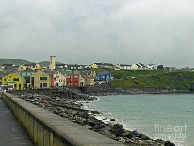 Photograph - The Beautiful Shores Of Ireland by Brenda Brown