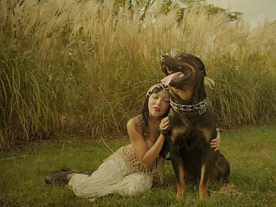 Photograph - The Beauty And Beast by Mayumi Yoshimaru
