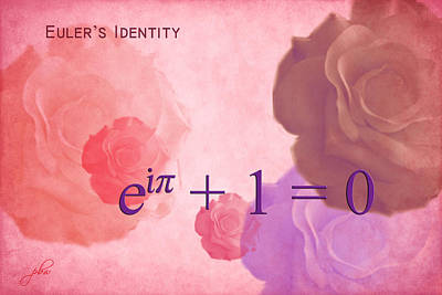 Digital Art - The Beauty Equation by Paulette B Wright