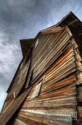 Photograph - The Beauty Of Barns 4 by Bob Christopher