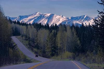 Photograph -  B. C. Road Trip by Dyle   Warren