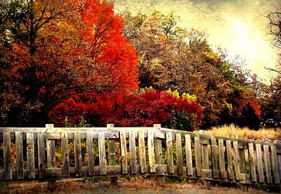 Painting - The Beauty Of Fall by Jared Johnson