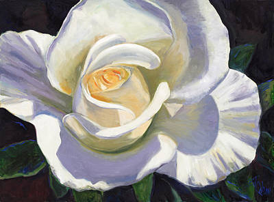 Painting - The Beauty Of Sunlight by Billie Colson