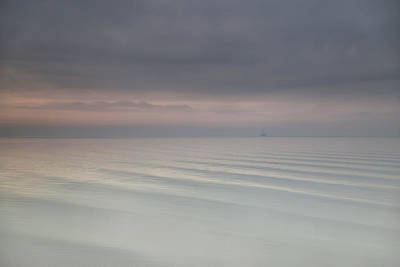 Coast Wall Art - Photograph - The Beauty Of The Wadden Sea by Anna Zuidema