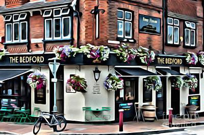 Bedford Digital Art - The Bedford by Paul Stevens