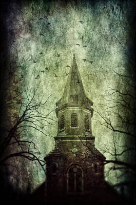 The Belfry Art Print
