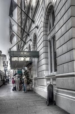 Photograph - The Benson Hotel - Portland Oregon by Spencer McDonald