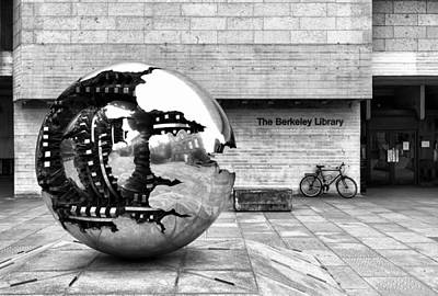 Photograph - The Berkeley Library by Jim Orr