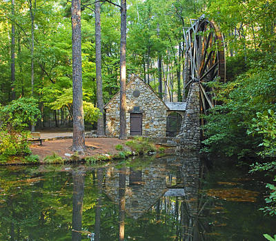 Photograph - The Berry Mill by Carol Erikson