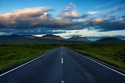 Art Print featuring the photograph The Best Drive...ever... by Stephen Taylor