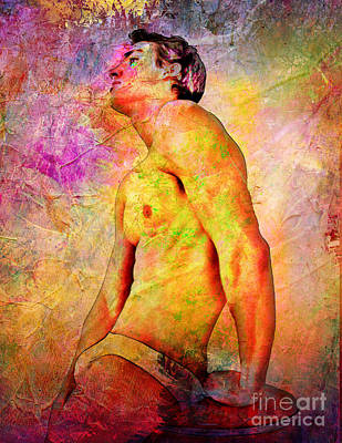 Nude Digital Art - The Best  by Mark Ashkenazi