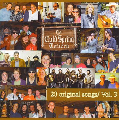 Mixed Media - The Best Of Cold Spring Tavern Vol. 3 by Patricia  Tierney