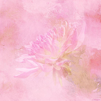 Photograph - The Best Things In Life Are Unseen - Flower Art by Jordan Blackstone