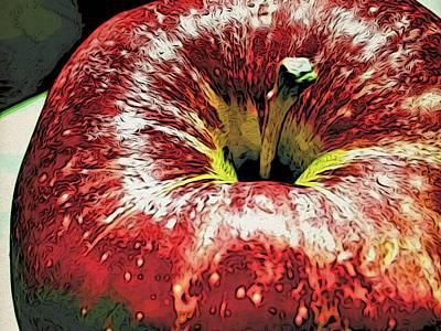Photograph - The Big Apple by Jacklyn Duryea Fraizer