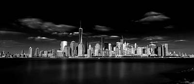 Skyscrapers Wall Art - Photograph - The Big Apple by Jackson Carvalho