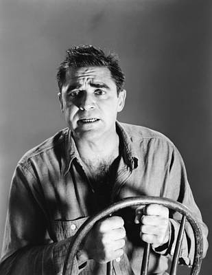 1959 Movies Photograph - The Big Operator, Steve Cochran, 1959 by Everett