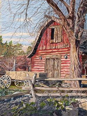 The Big Red Barn Original