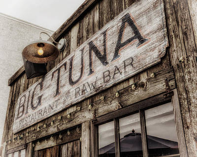 Photograph - The Big Tuna  by Erwin Spinner