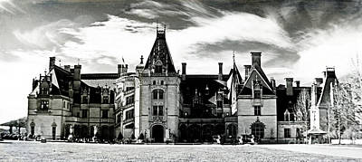 Photograph - The Biltmore Estate 2 by Luther Fine Art