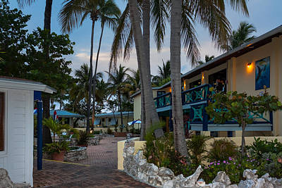 Photograph - The Bimini Big Game Club by Ed Gleichman