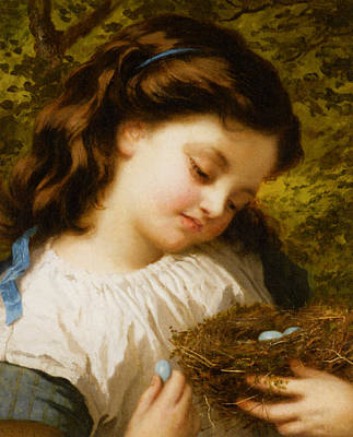 Wild Weather - The Birds Nest by Sophie Anderson