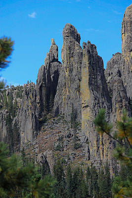 Photograph - The Black Hills Sd by Kathleen Scanlan