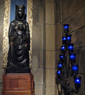 Photograph - The Black Madonna Of Saint Thomas by Cornelis Verwaal
