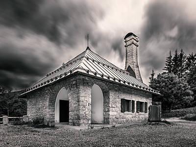 Photograph - The Blacksmith's House by Alfio Finocchiaro