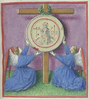 The Bleeding Host Art Print by British Library