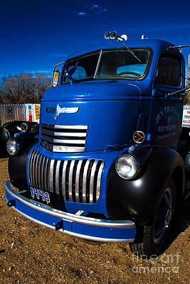 Photograph - The Blue Beast by Jim McCain