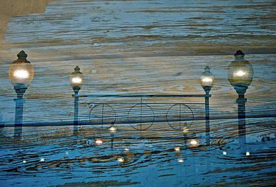 Amy Weiss - The Blue Evening  by Farhad VakiliTabar