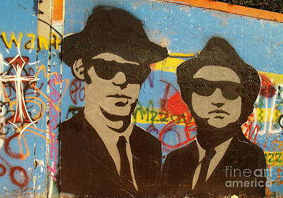 The Blues Brothers Art Print by Craig Pearson