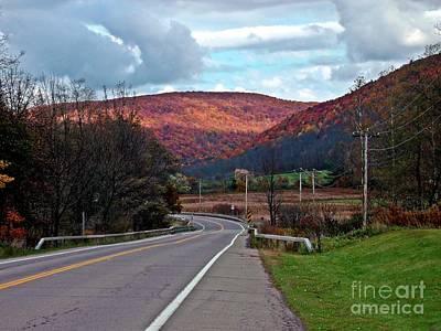 Photograph - The Blush Of Autumn by Christian Mattison