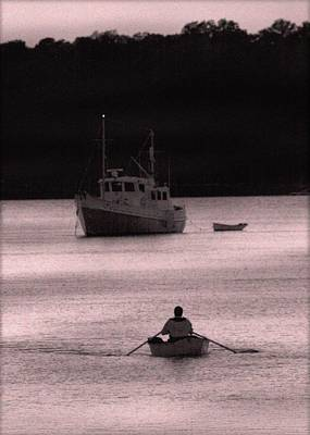 Photograph - The Boat by Bob Pardue