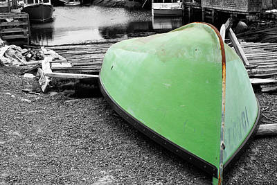 Wall Art - Photograph - The Boat by Daniel Amick