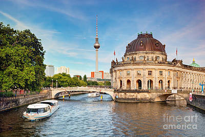 The Bode Museum Berlin Germany Art Print