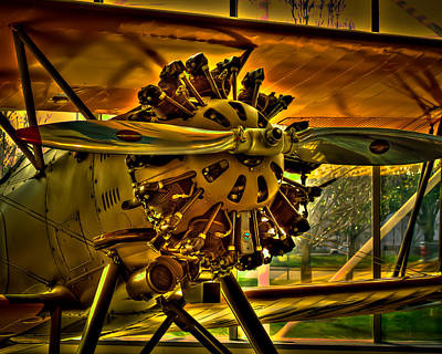 Seattle Photograph - The Boeing Model 100 by David Patterson