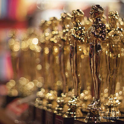The Bokehed Oscars Art Print