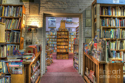 Photograph - The Bookstore by Mathias